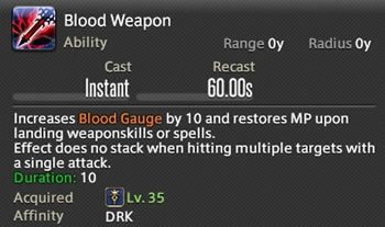 Blood Weapon