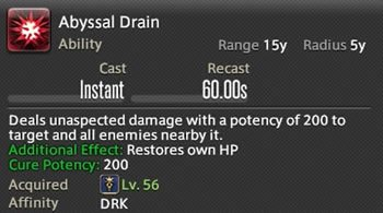 Abyssal Drain