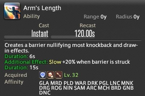 Arm's Lengt